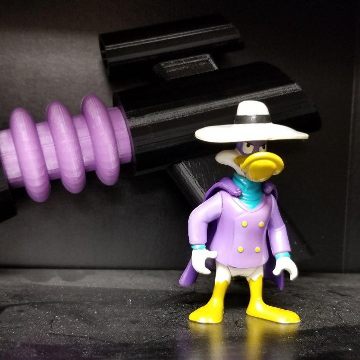 My Very First Darkwing Duck