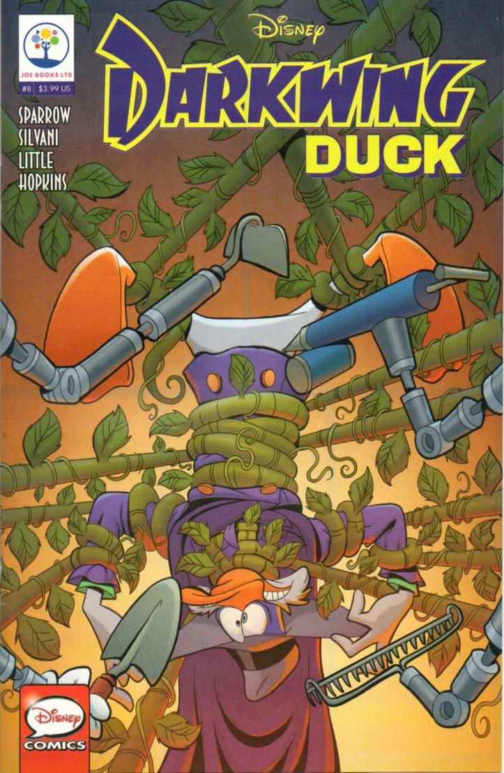 Darkwing_Duck_JoeBooks_8_cover