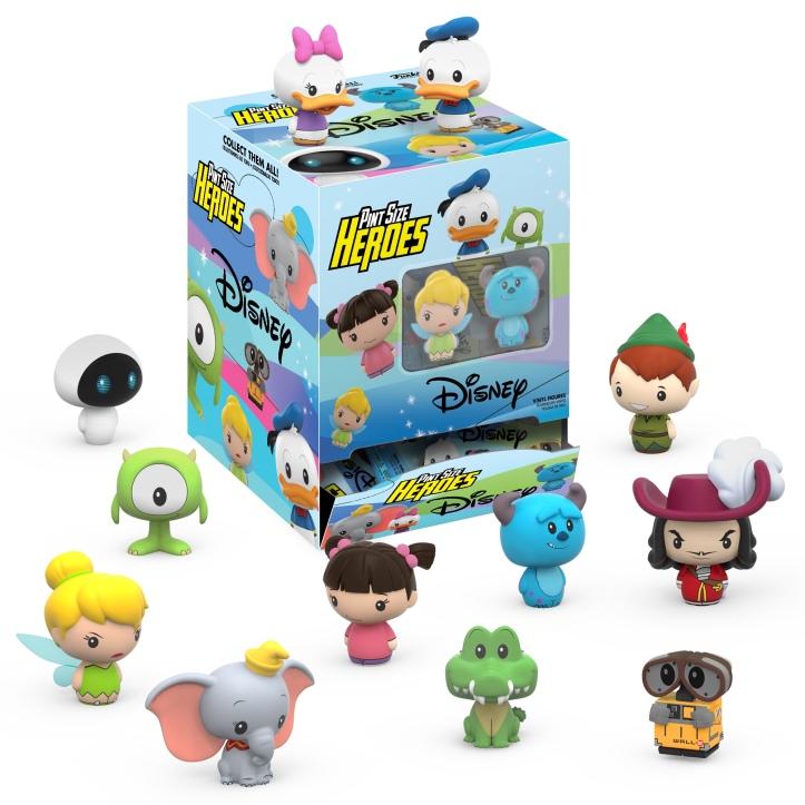 Funko Pint Size Heroes Disney Series 2 Review Ducktalks