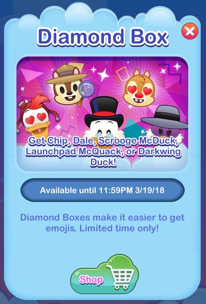 Disney Emoji Blitz Disney Afternoon Item Event Live – DuckTalks