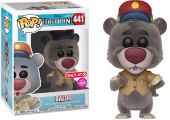New Talespin Funko Pops In October Ducktalks