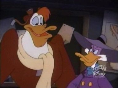 LaunchpadWithDarkwing