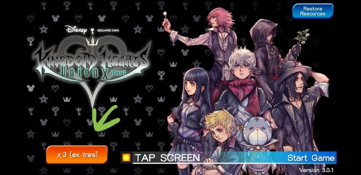 Kingdom Hearts Mobile Game: How to unlock the Keyblade DLC