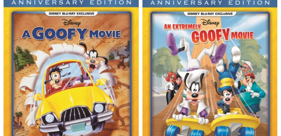 A Goofy Movie Is Coming To Blu-ray! – DuckTalks