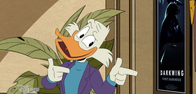 The Duck Knight Returns, Disney, Ducktales, Darkwing Duck
