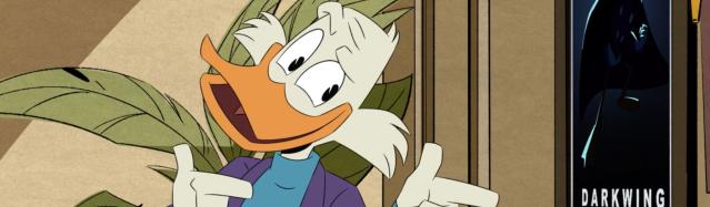 The Duck Knight Returns, Disney, Ducktales, Darkwing Duck
